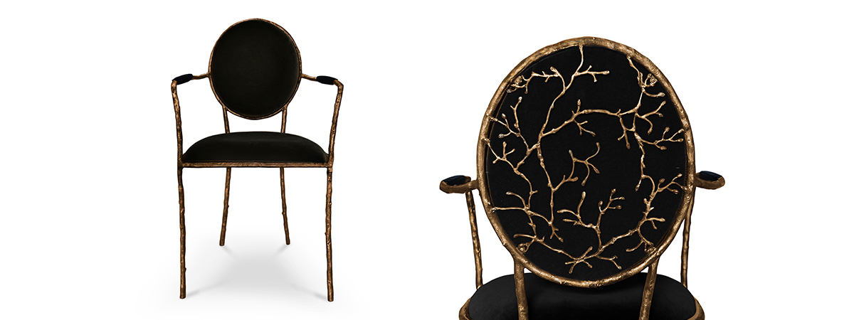 Enchanted Dining Chair Koket Love Happens