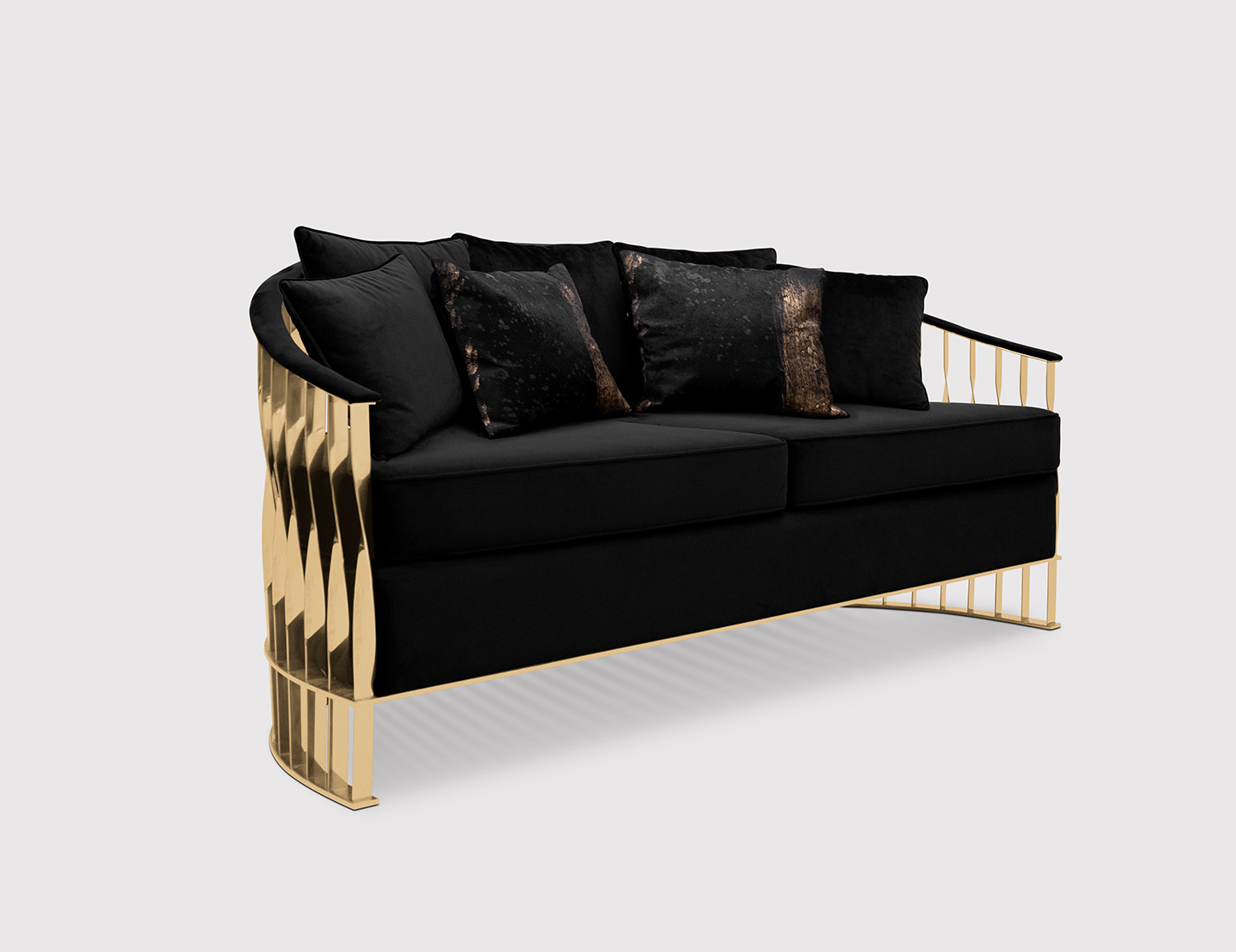 Mandy Sofa by KOKET