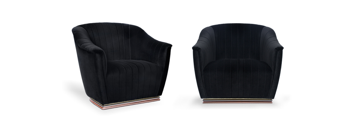Saharan Dining or occasional pair of black chairs French style