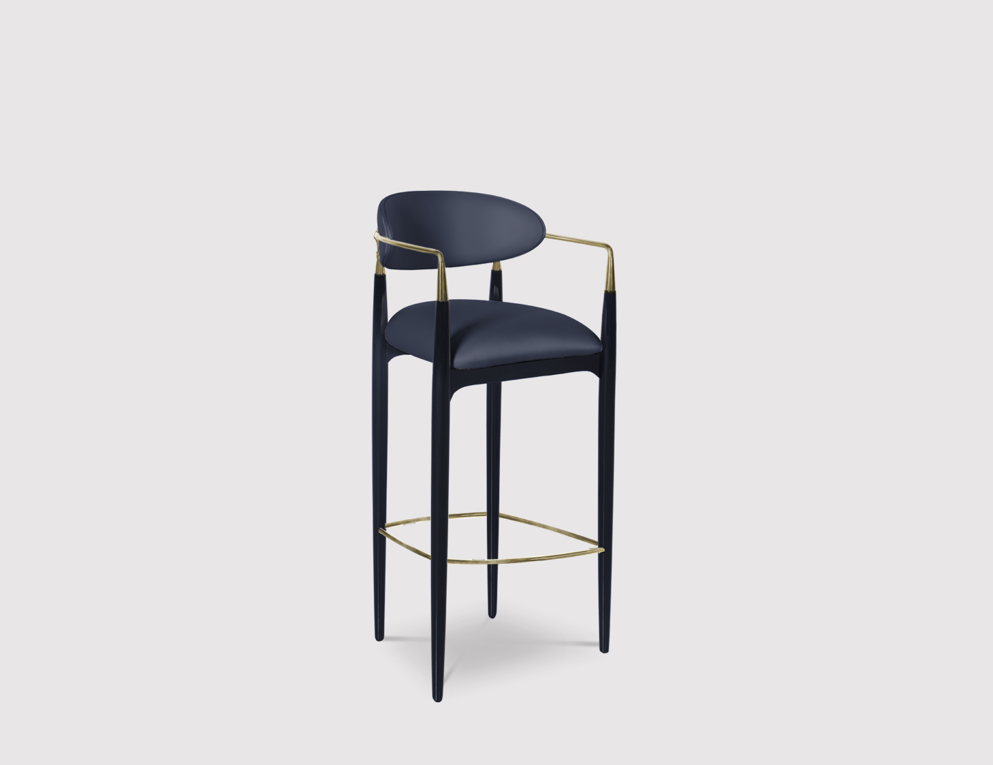 Mimi Bar/Counter Stool by KOKET