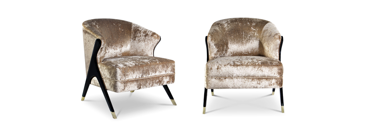 NAOMI Chair | Luxury Chair By Koket
