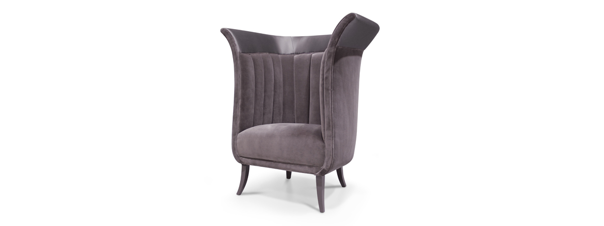 Canadakoket Stockholm : TULIP Chair  Luxury chair by Koket