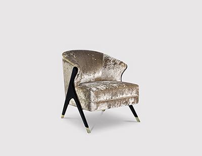 Naomi Chair by KOKET