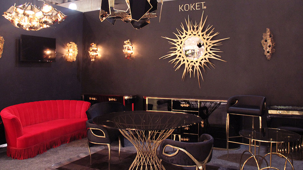 KOKET at ICFF New York 2015