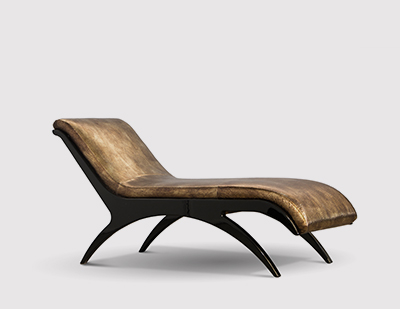 Zeba Chaise by KOKET