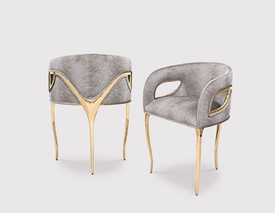 Chandra Chair by KOKET