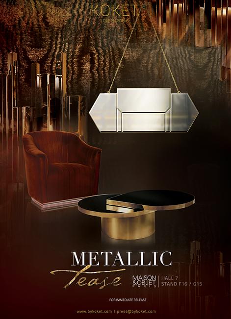 Metallic Tease By Koket