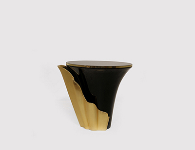 Yasmine Side Table by KOKET