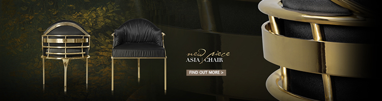 asia chair koket - brass dining chairs - luxury furniture