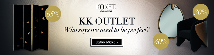 luxury outlet furniture from koket - kk outlet