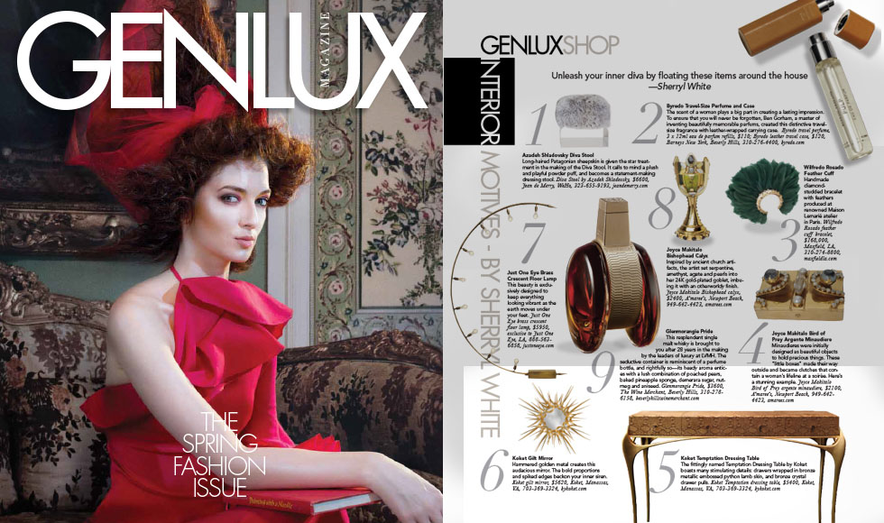 GENLUX 2013 cover by Koket