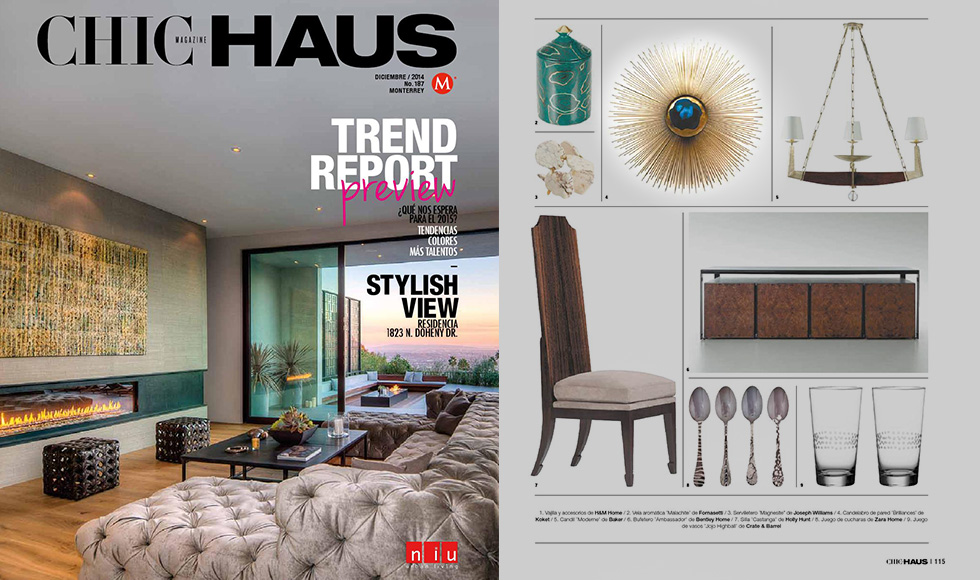 Chic Haus 2014 cover by Koket