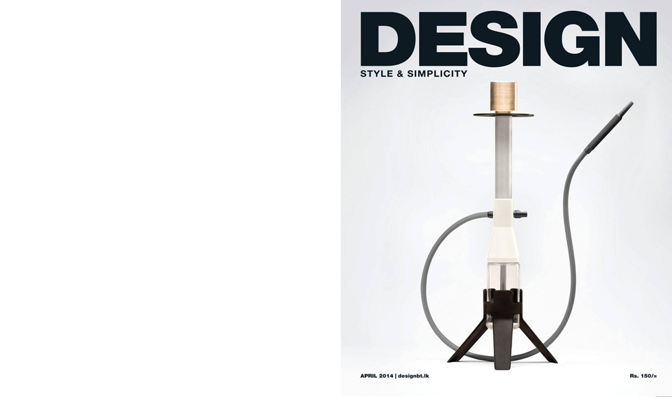 DESIGN 2014 cover by Koket
