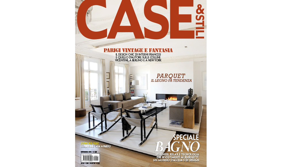 Case And Stili November 2015 cover by Koket