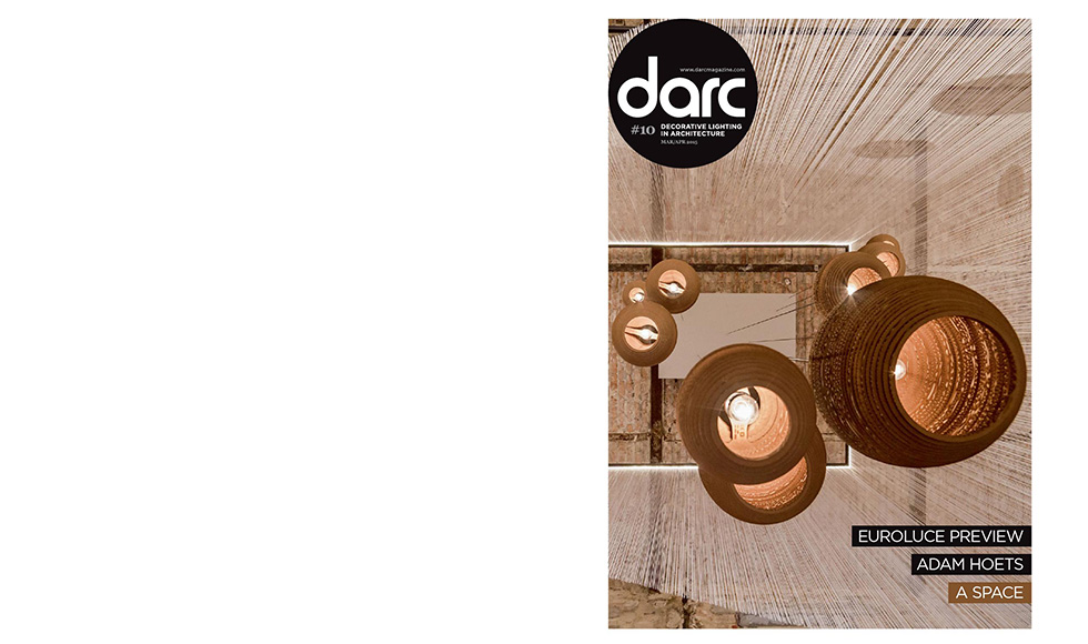 DARC March 2015 cover by Koket