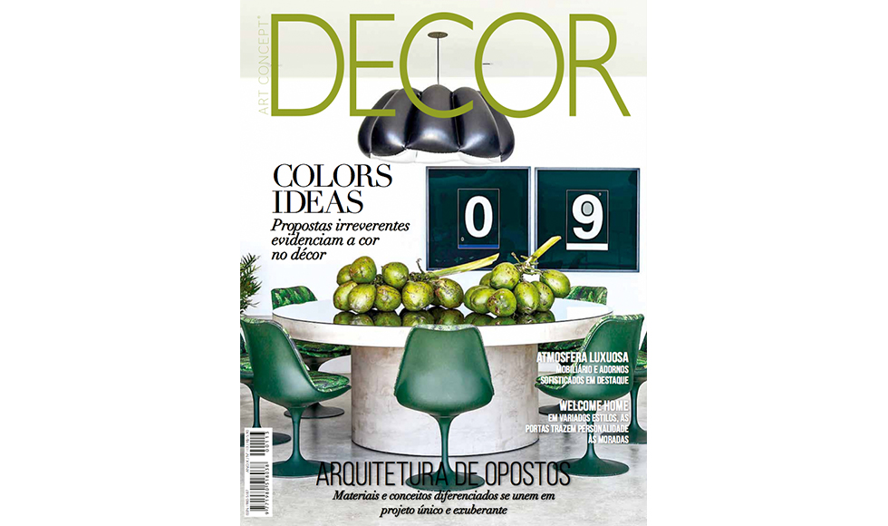 Decor May 2016 cover by Koket