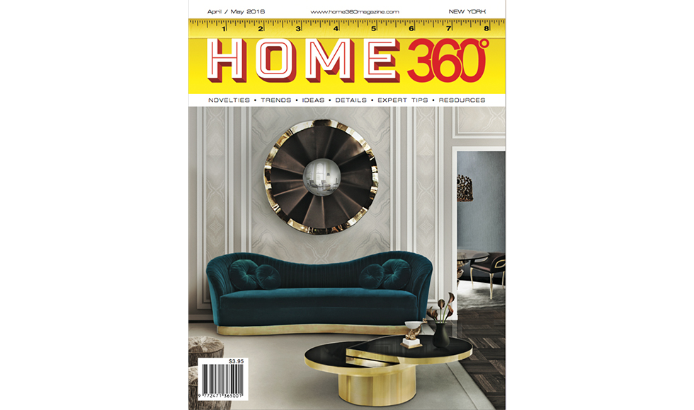 Home 360 May 2016 cover by Koket
