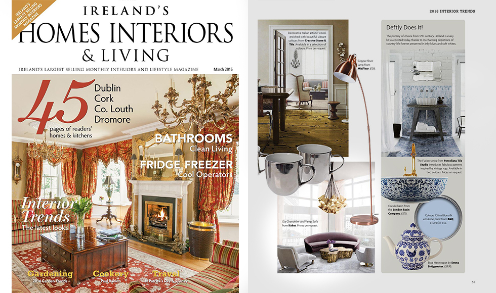 irelands homes interiors and living march 2016 ireland article press
