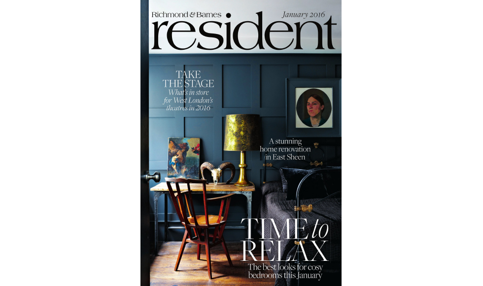The Richmond Resident January 2016 cover by Koket