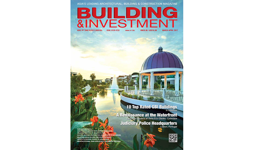 Building Investment May 2017 cover by Koket