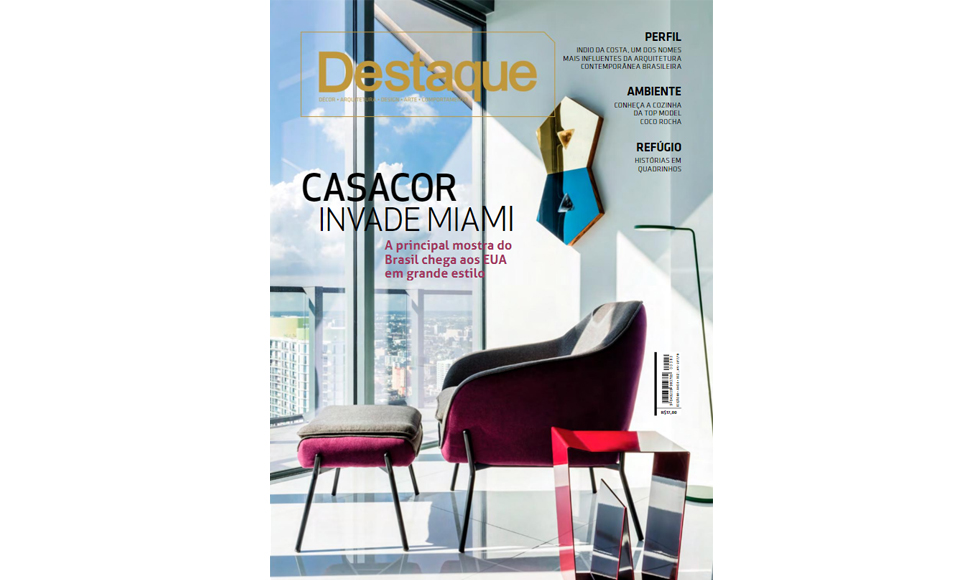 Destaque Decor December 2017 by Koket