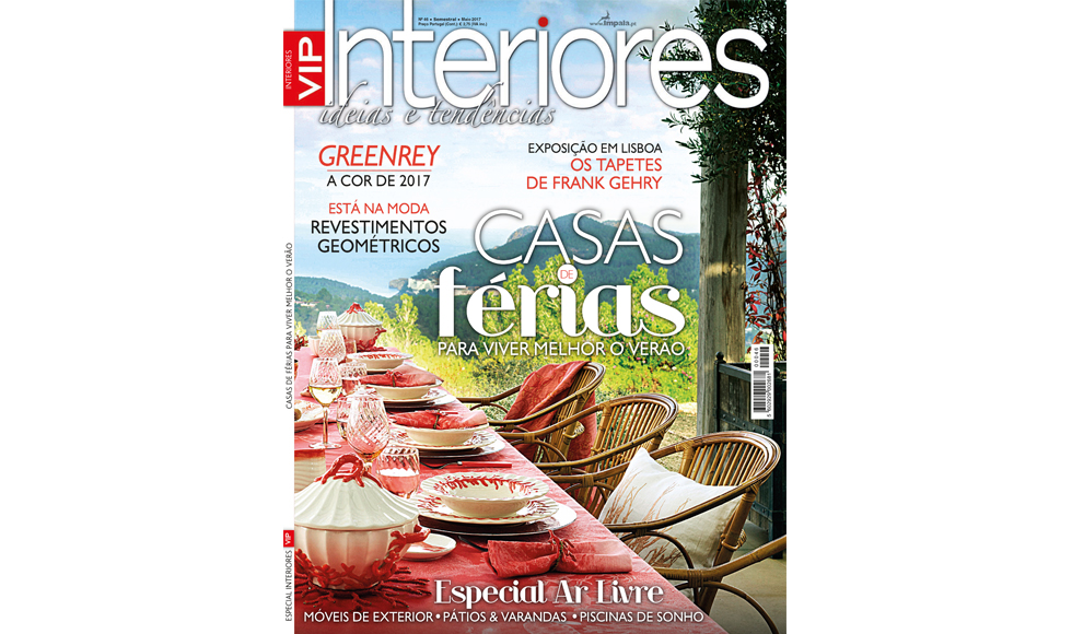 VIP Interiores May 2017 cover by Koket