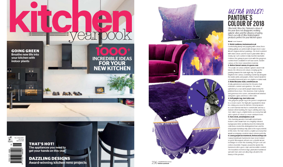 Kitchen Yearbook February by Koket