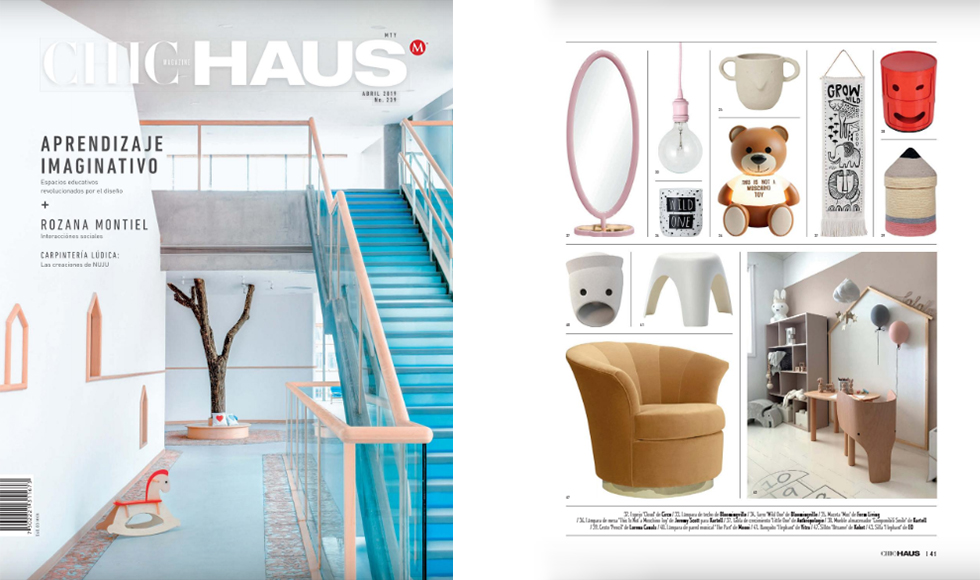Chic Haus March 2019 by Koket