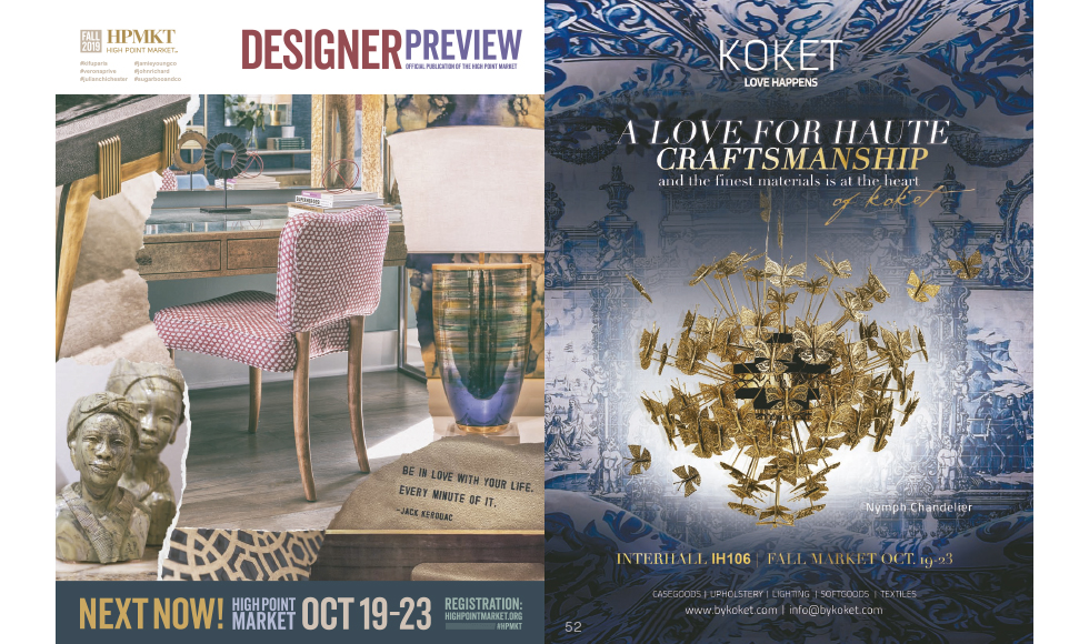 Designer Preview October 2019 by Koket
