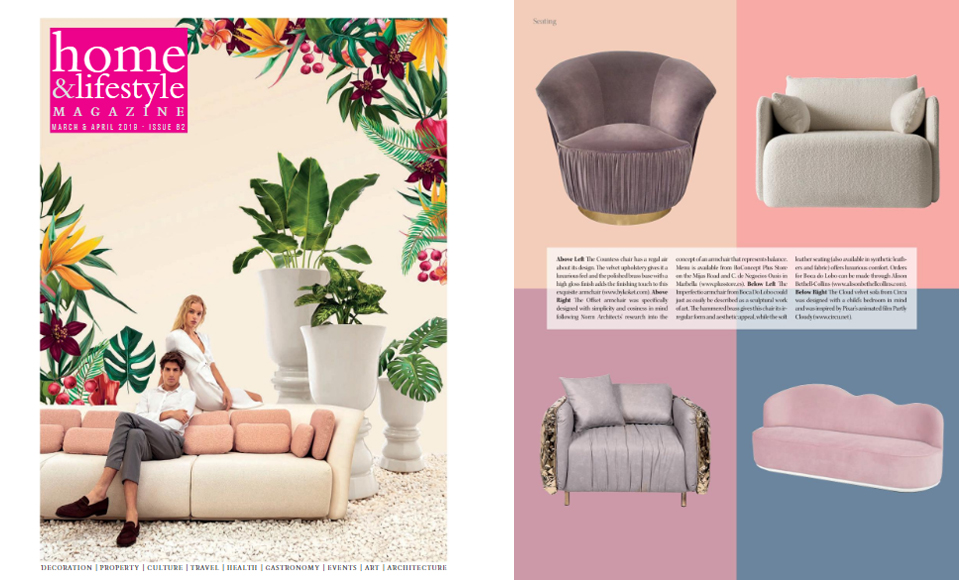 Home & Lifestyle Magazine March 2019 by Koket