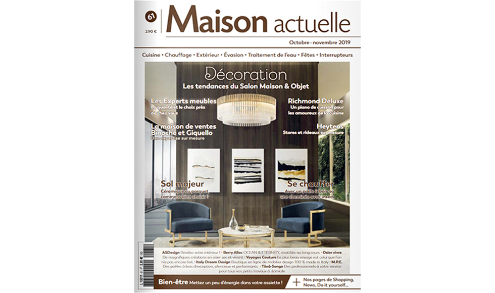 Maison Actuelle October 2019 by Koket