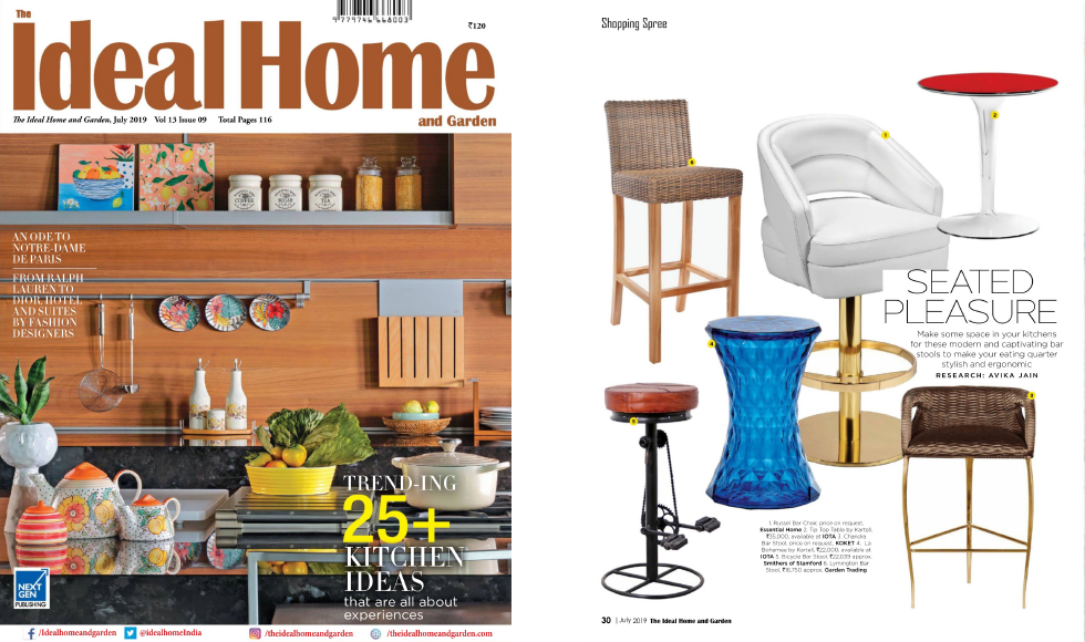 The Ideal Home & Garden July 2019 by Koket