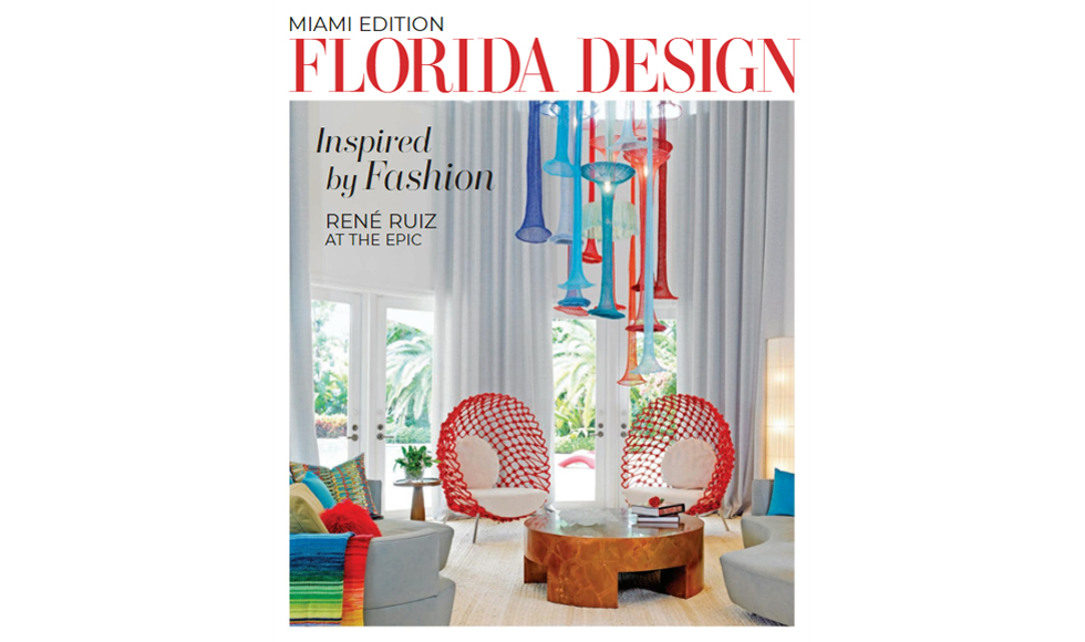 Florida Design Magazine  July 2020 by Koket
