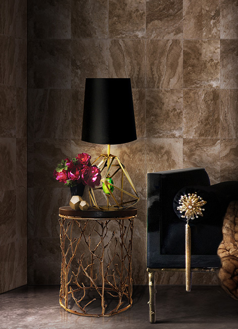 @koket Projects with Gem Table lamp, Spellbound cabinet and Addicta Mirror http://www.bykoket.com/projects.php