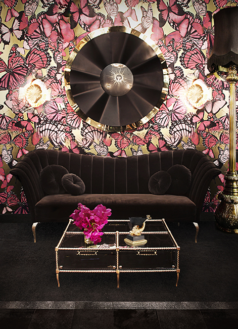 @koket Projects with Passion Sconce, Caprichosa Sofa and Ivy cocktail table http://www.bykoket.com/projects.php