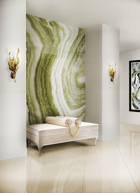 @koket Projects with Botanica Sconce, Le-Le bench http://www.bykoket.com/projects.php