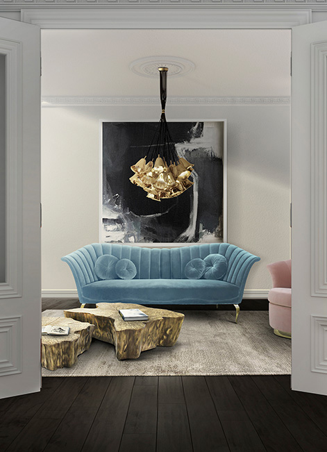 @koket Projects with Gia chandelier, Caprichosa sofa and Besame chair http://www.bykoket.com/projects.php