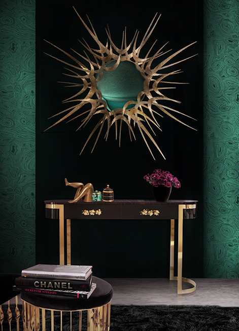 @koket Projects with Eternity chandelier, Chandra chair and Exotica Desk http://www.bykoket.com/projects/