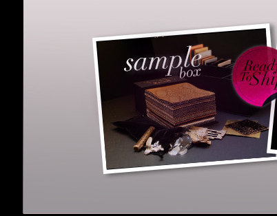 Sample Box Request