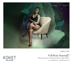 Celebrate Yourself by KOKET Love Happens