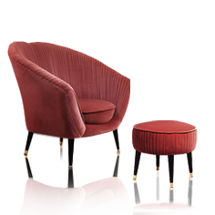 Cocktail Chair by KOKET