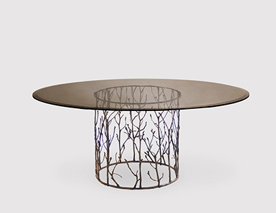 Enchanted Dining Table by KOKET