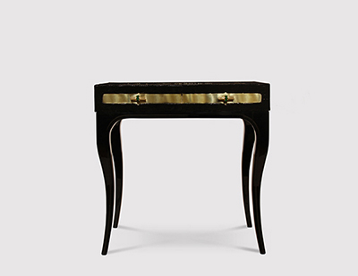 Exotica Bedside Table by KOKET