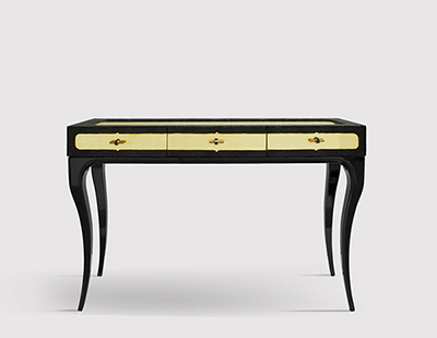 Exotica Dressing Table by KOKET