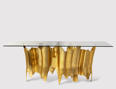 Obssedia Dining Table by KOKET