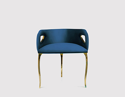 Chandra Chair by KOKET