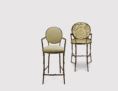 Enchanted Bar Stool by KOKET