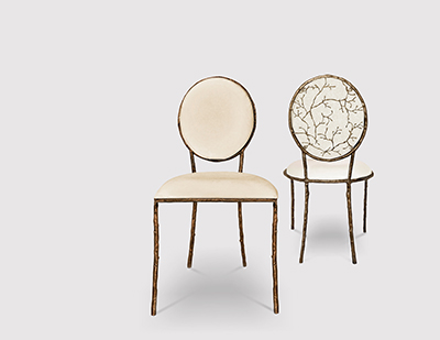 Enchanted Dining Chair by KOKET