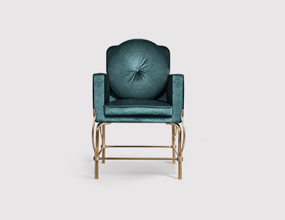 Hemma Chair by KOKET