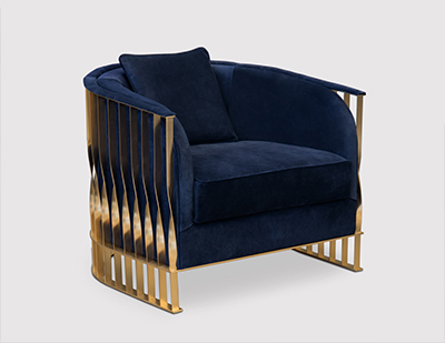 Mandy Armchair by KOKET